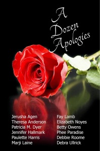 A DOZEN APOLOGIES FINAL FRONT COVER