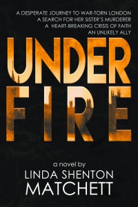 Cover image for Under Fire by Linda Matchett