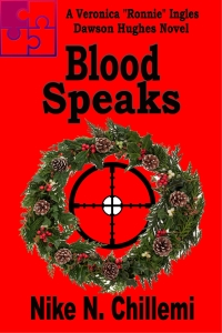 Cover image for Blood Speaks by Nike Chillemi