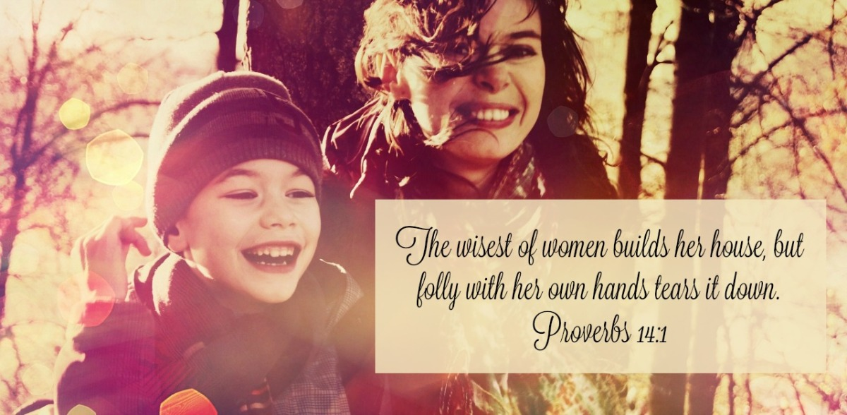 women and child