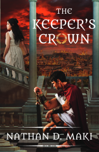 cover image for the Keeper's Crown