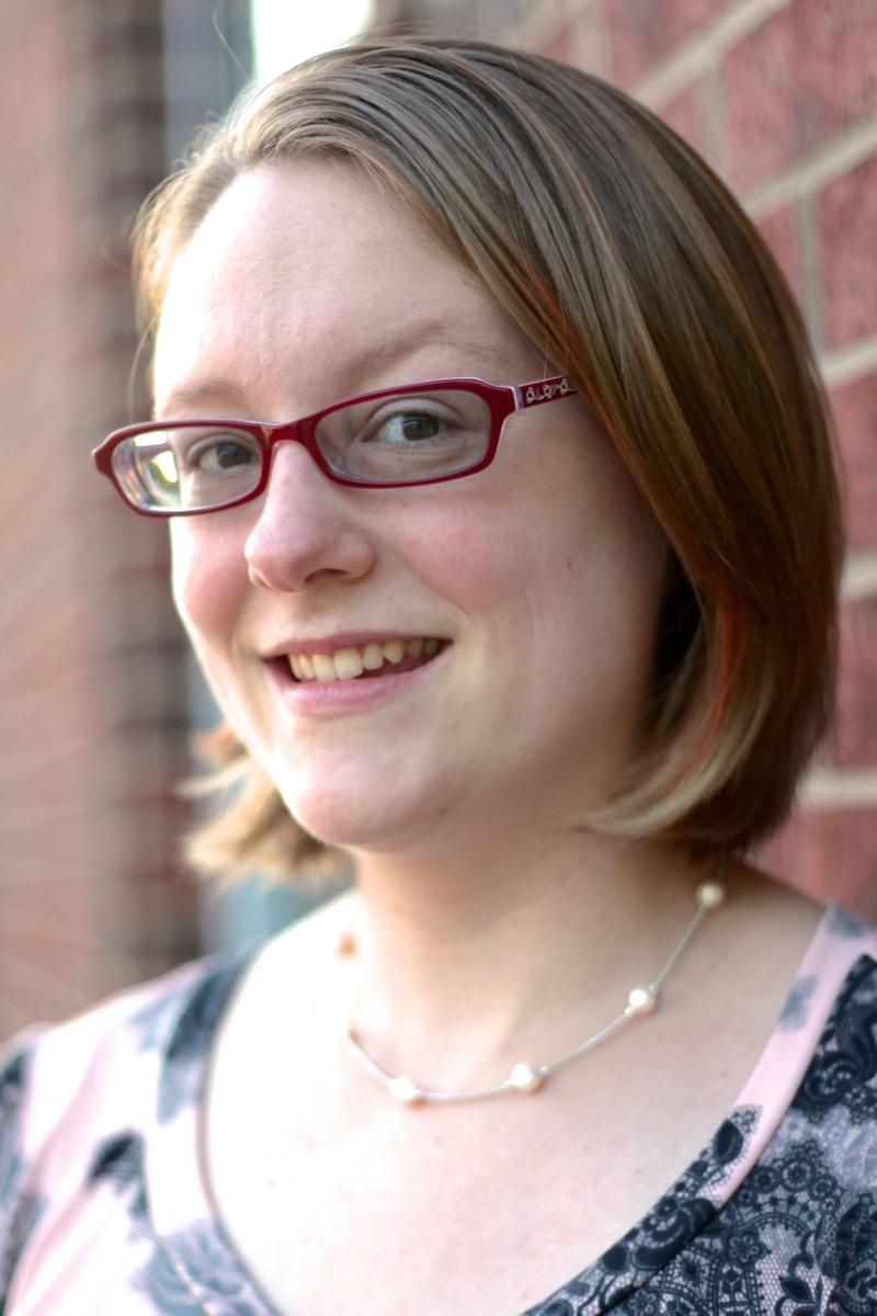 Amy Anguish's Author photo