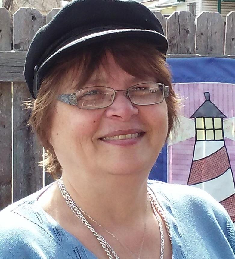 Leeann Betts' author photo