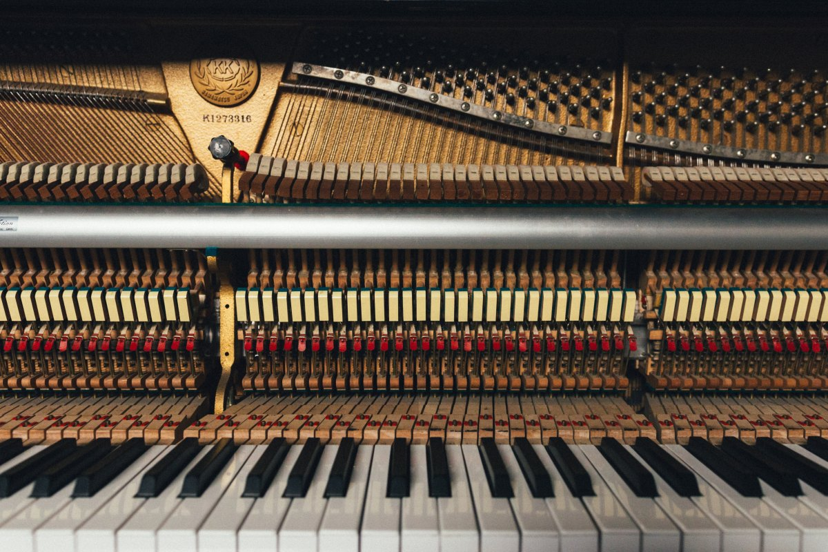 Picture of a piano