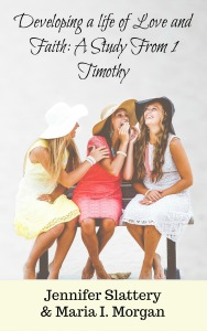 cover image for study based on 1 Timothy