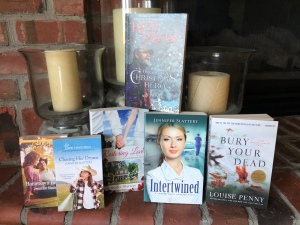 Books in giveaway bundle