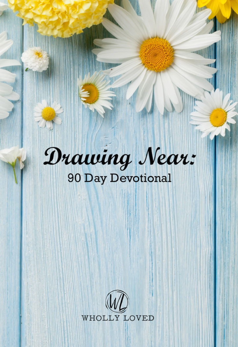 Drawing Near Daily Devotion