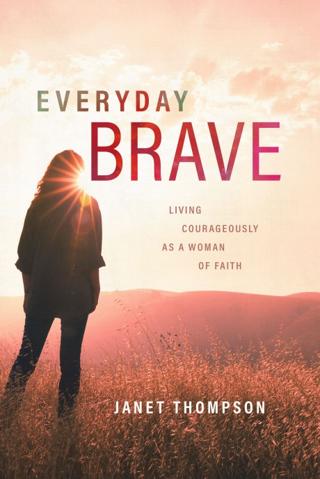 cover image for Everyday Brave
