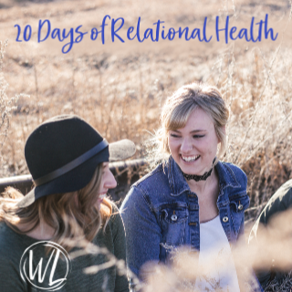 Image for Wholly Loved's Relational Health Bible Reading Plan