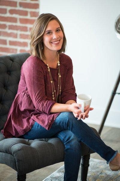 Andrea's author photo