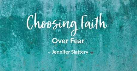 Logo image for Faith Over Fear