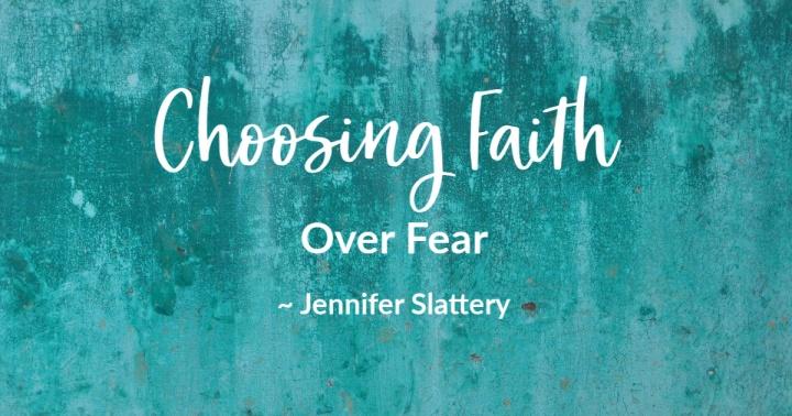 Logo image for Faith Over Fear
