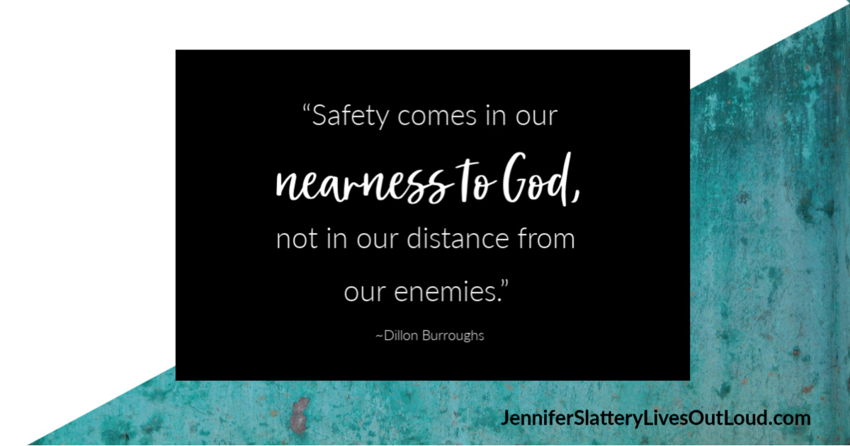 quote on staying close to God