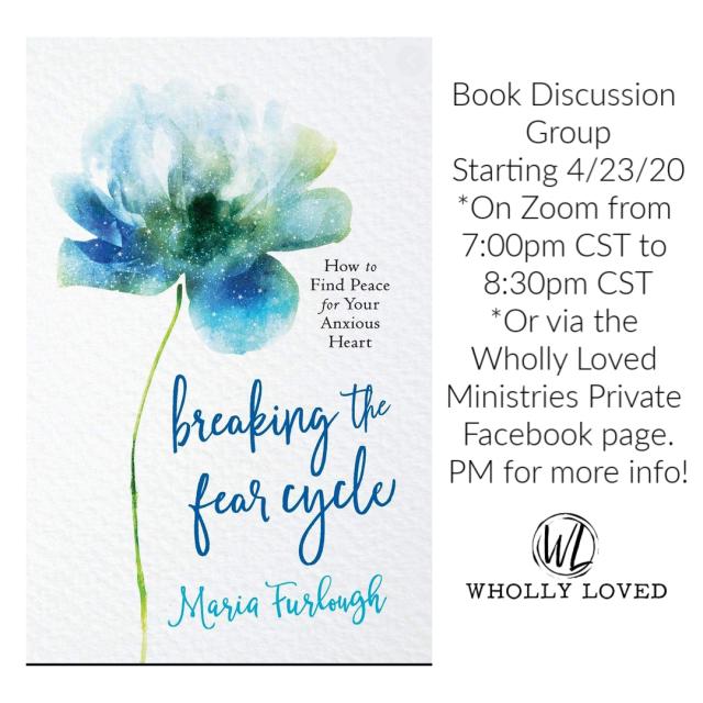 Book discussion invite