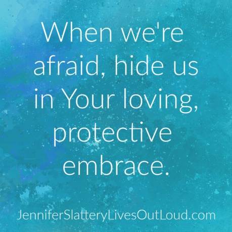 hiding in God