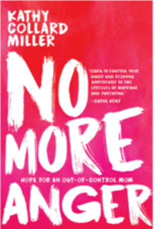 book cover for No More Anger