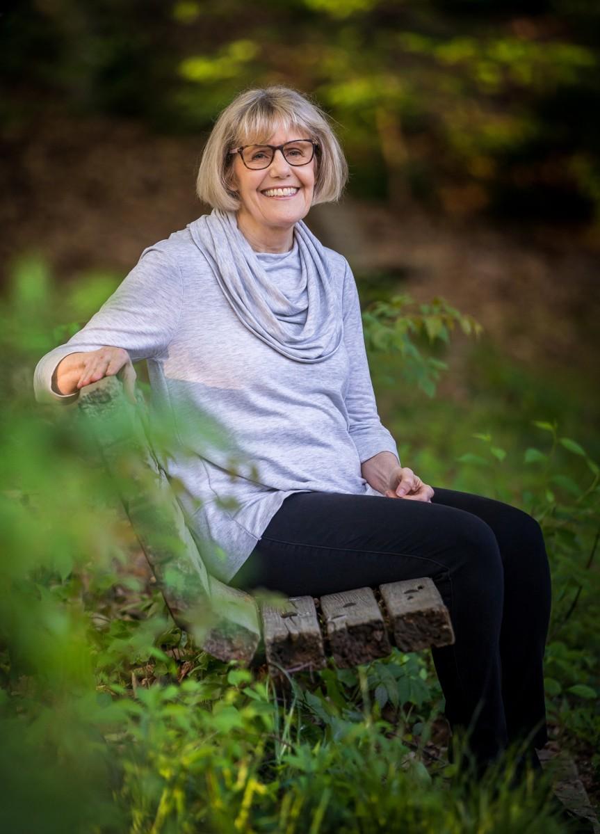 Caroline's author photo