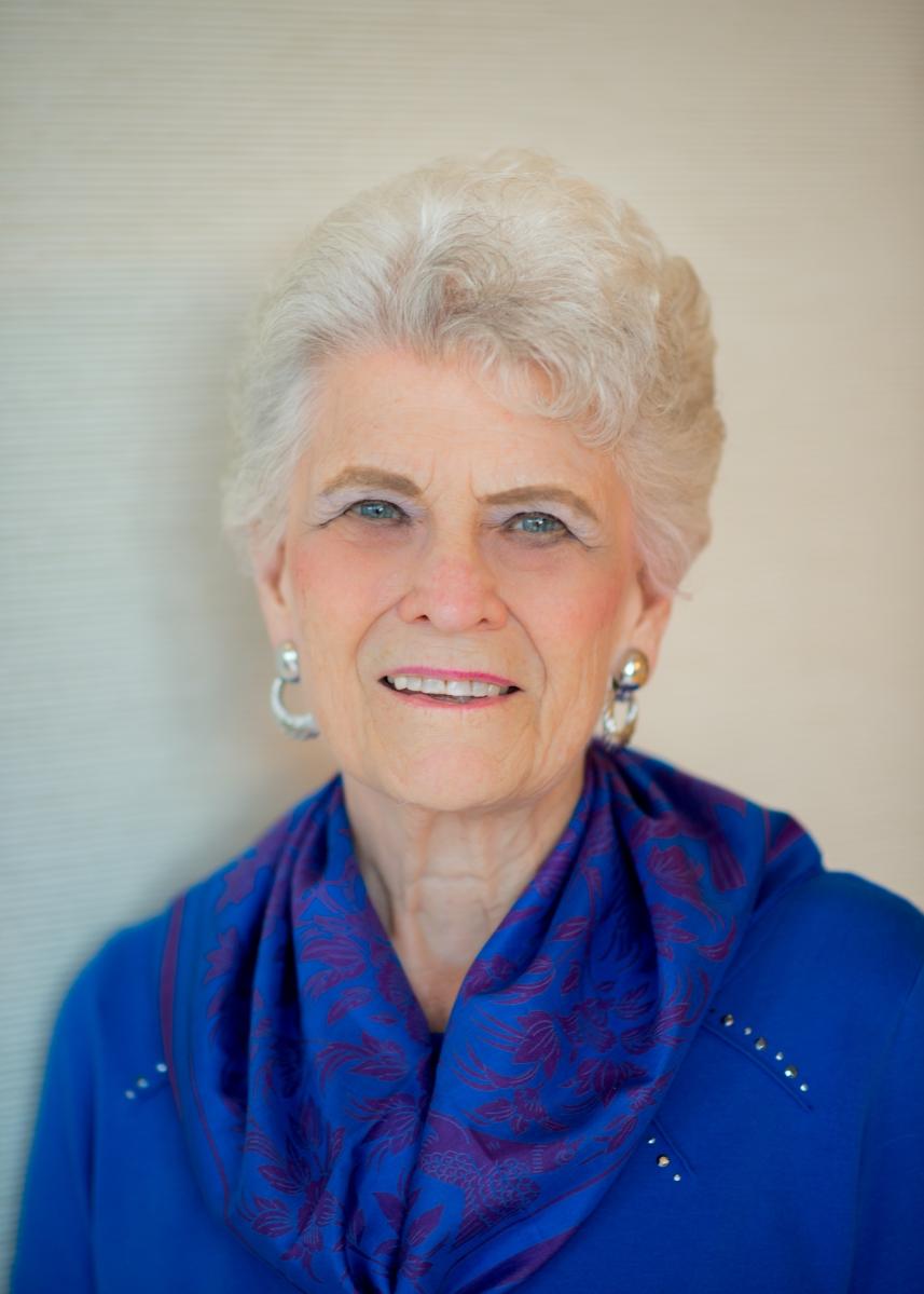Martha Roger's Headshot