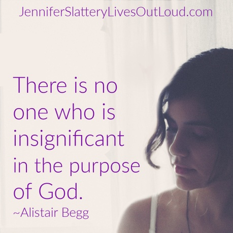 Quote on purpose of God