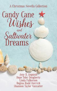 Cover image for Candy Cane Wishes and Saltwater Dreams